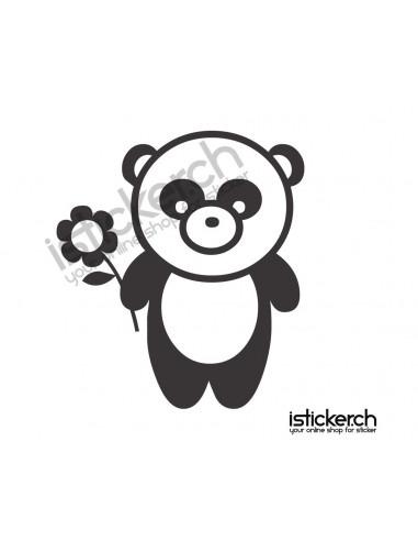 Pandabär Panda 9