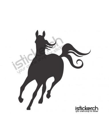 Pferde Pferd 9