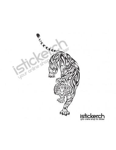 Raubkatzen Tiger 3