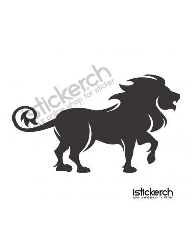 Raubkatzen Löwe 6
