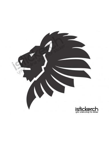 Raubkatzen Löwe 14