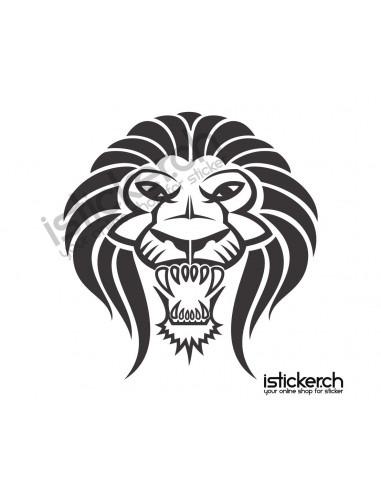 Raubkatzen Löwe 17