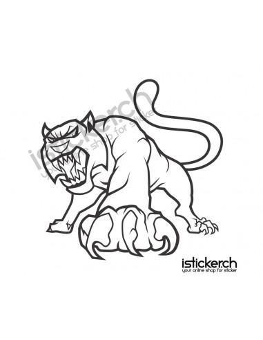 Raubkatzen Tiger 12