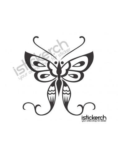 Schmetterling 43