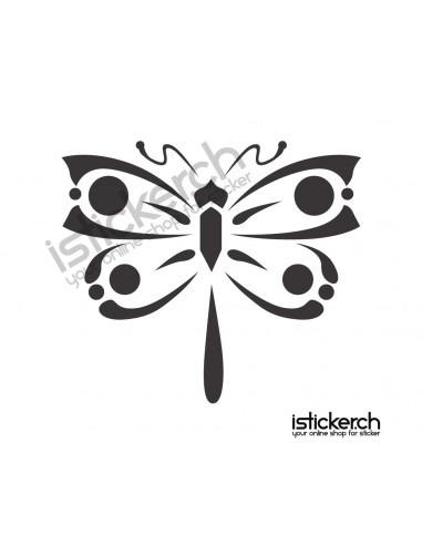 Schmetterling 53