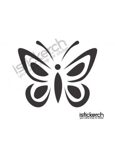 Schmetterling 54