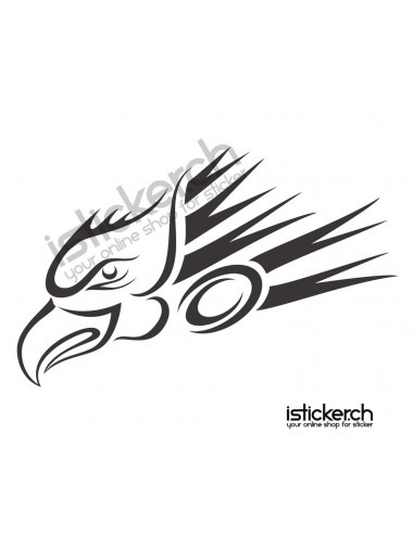 Vogel Adler 12