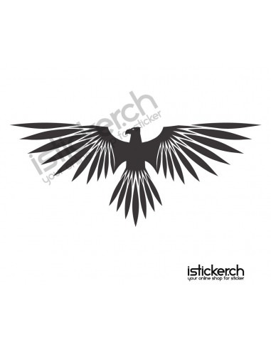 Vogel Adler 15