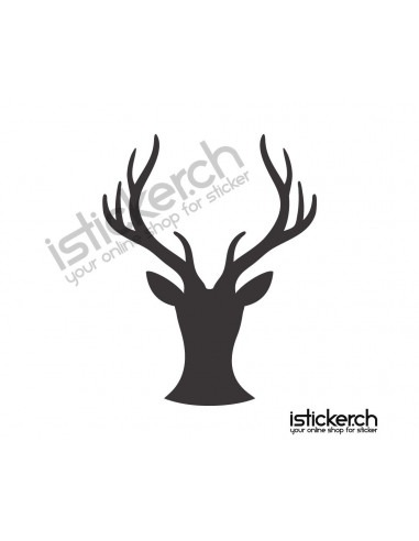 Wildtiere Hirsch 7