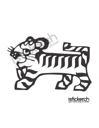 Chinesische Sternzeichen Tiger 2