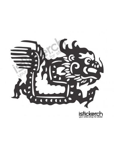 Chinesische Sternzeichen Drache 2