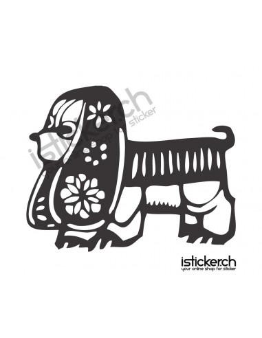Chinesische Sternzeichen Hund 2