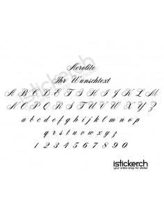 Aerolite Schriftart