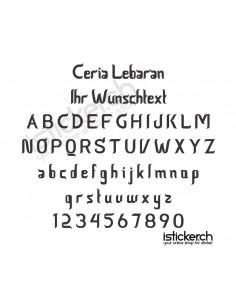 Ceria Lebaran Schriftart