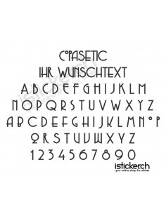 Copasetic Schriftart