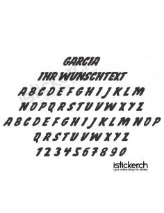 Garcia Schriftart
