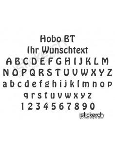 Hobo BT Schriftart