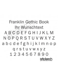 Franklin Gothic Book...