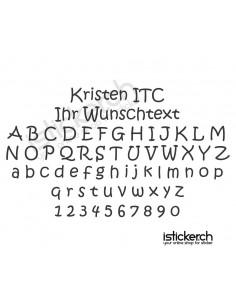 Kristen ITC Schriftart
