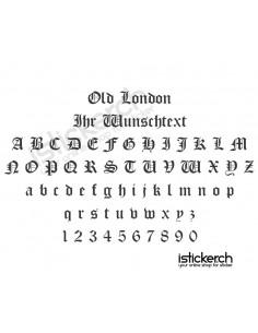 Old London Schriftart