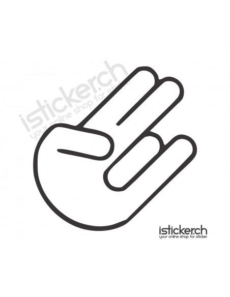 JDM Shocker Hand 1