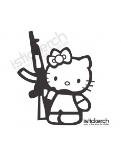 Bad Hello Kitty