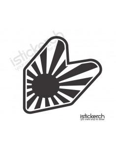 JDM Japan Logo