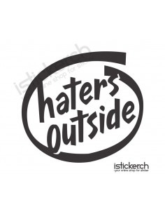 Haters Outside