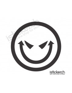 JDM Evil Smiley