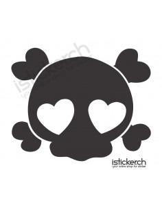 Herz Skull