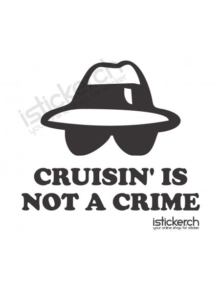 Crusin is not a Crime