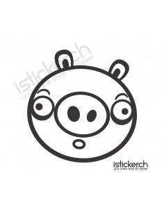 JDM Angry Birds Pig