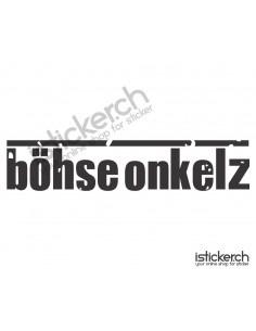 Böhse Onkelz Logo 2