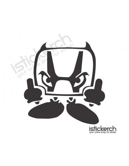 Honda Devil - Teufel