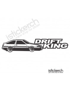 Drift King Toyota AE86