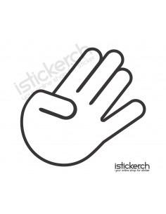 Rocker Shocker Hand