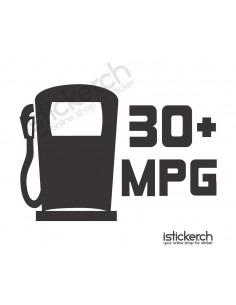 30+ MPG