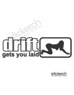 Drift Gets You Laid
