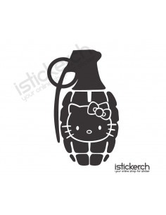 Hello Kitty Grenade