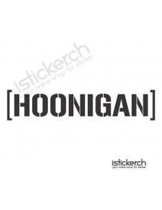 Hoonigan Logo
