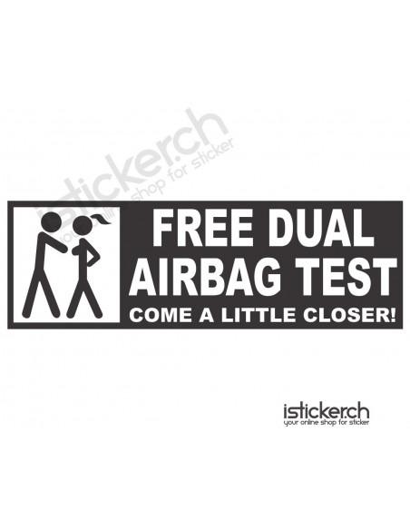 Free Dual Airbag Test