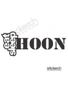 Eat Sleep Hoon