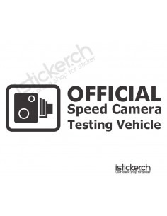 Official Speed Camera...