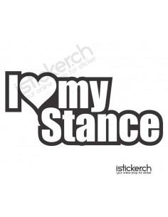 I Love My Stance