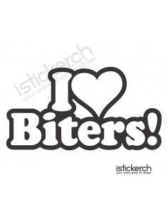 I Love Biters