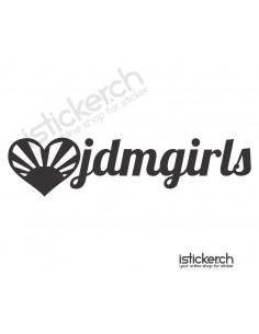 I Love JDM Girls