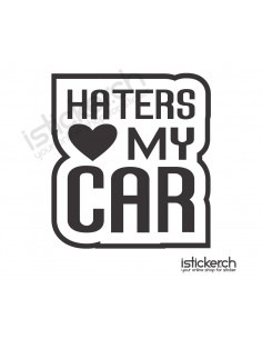 Haters Love My Car