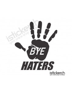 Bye Haters
