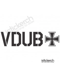VDUB Iron Cross