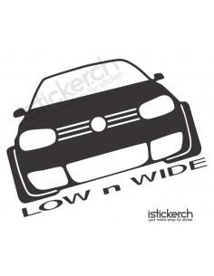 Low N Wide Golf 4